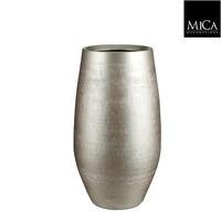 Douro Vase gold - h50xd29cm