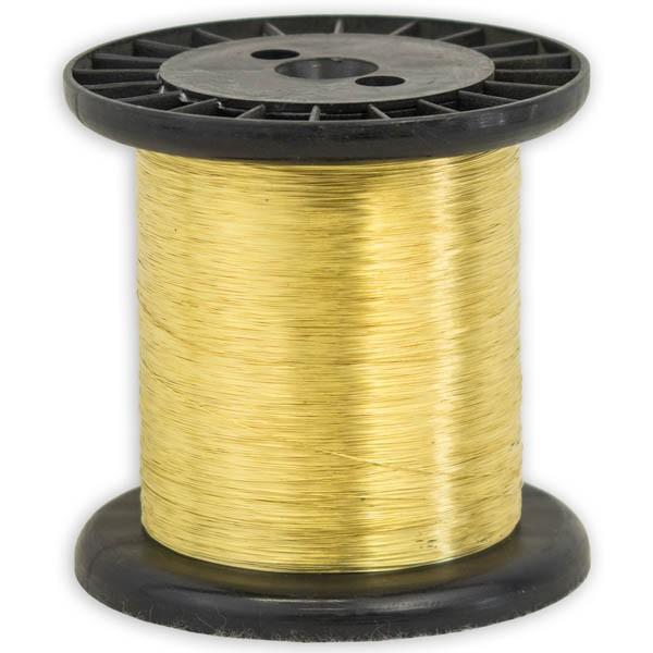 Myrtendraht 1kg gold