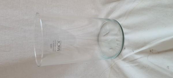 Vase Zylinder D11H20