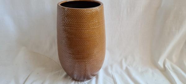 Vase Gabi ocker 35x21cm