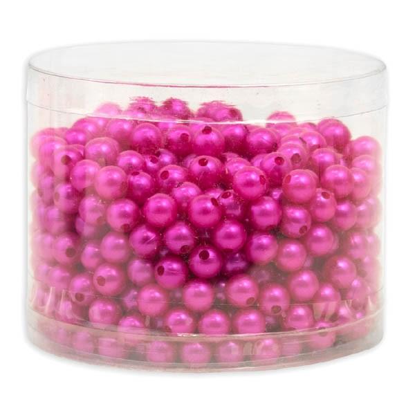 Perlen 10mm pink