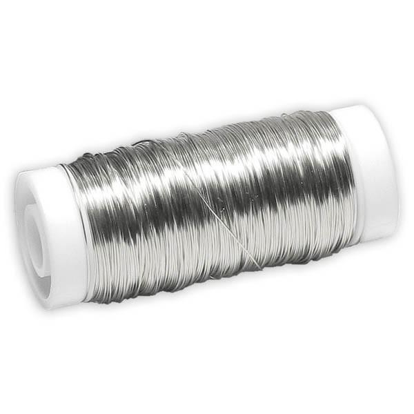 Myrtendraht silber 0,3mm
