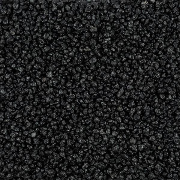 Granulat schwarz